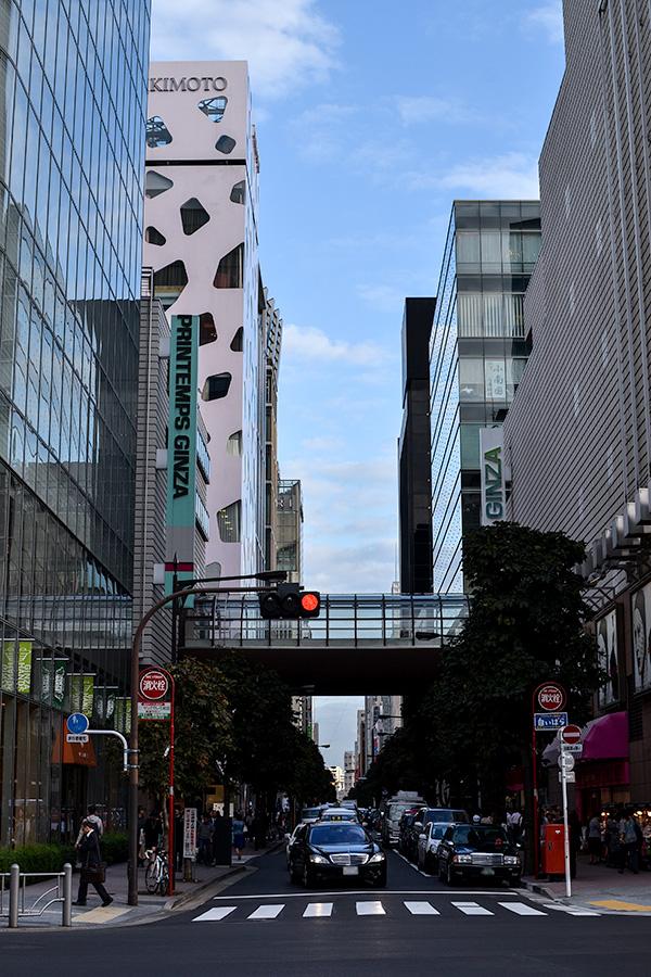 東京駅〜銀座04
