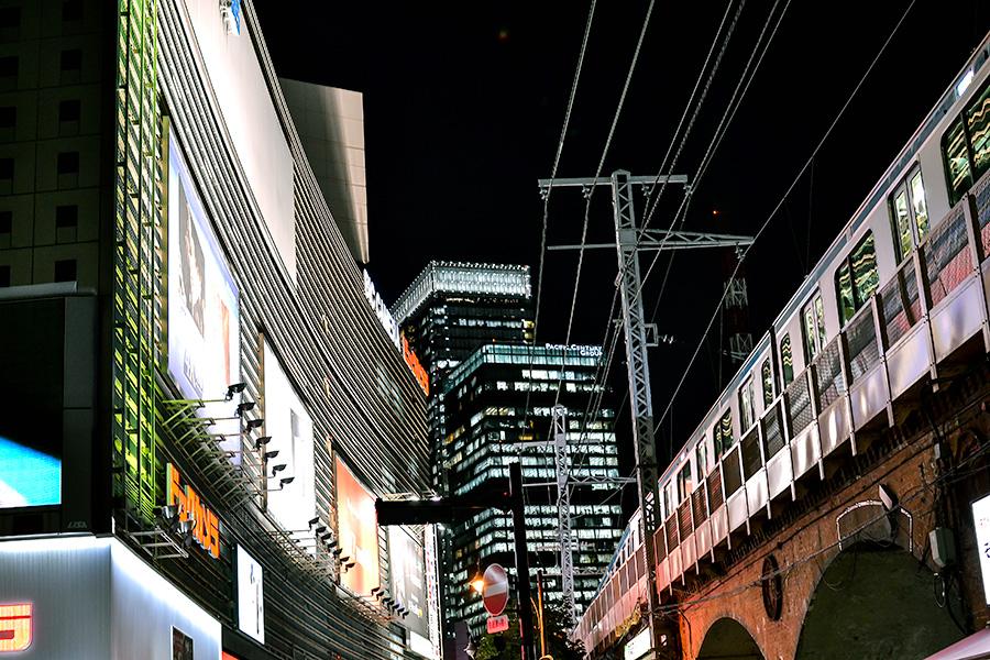 東京駅〜銀座23