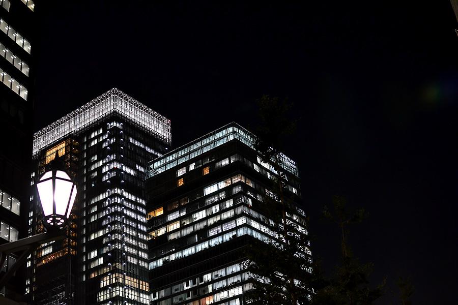 東京駅〜銀座27