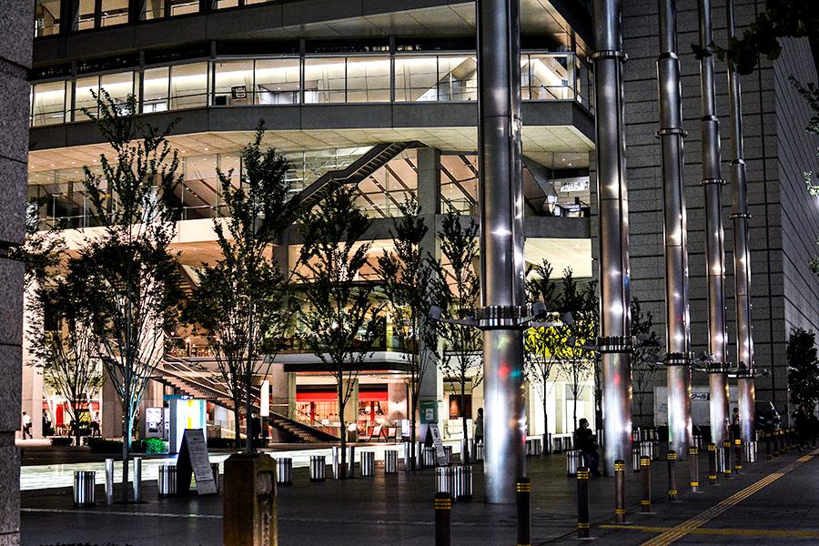 東京駅〜銀座33