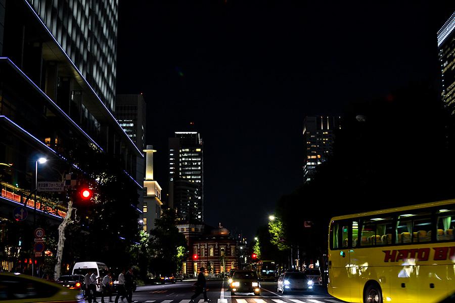 東京駅〜銀座34