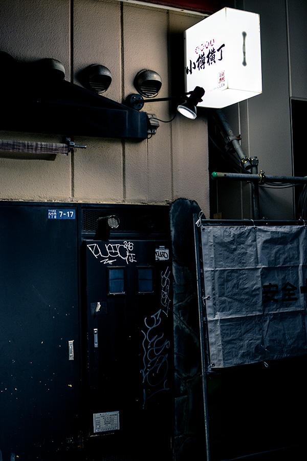 東京駅〜銀座35