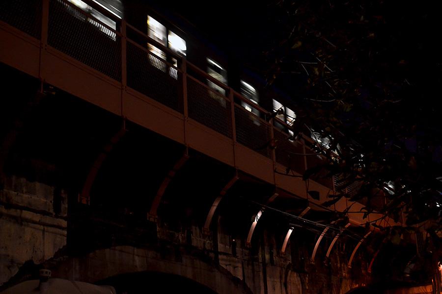 東京駅〜銀座36
