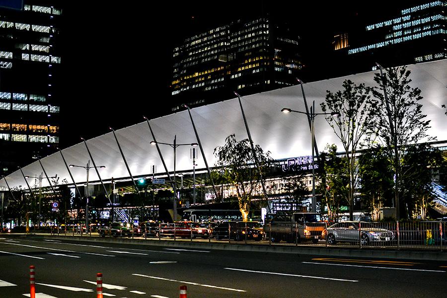 東京駅〜銀座52