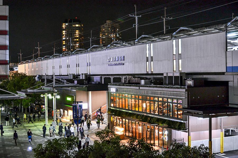 海浜幕張駅付近28