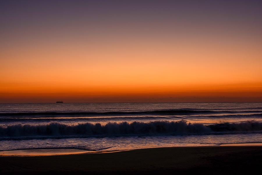 一宮海岸の日の出05