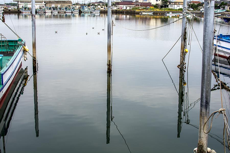 富津漁港10