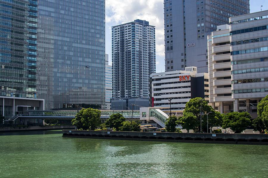 横浜駅付近20